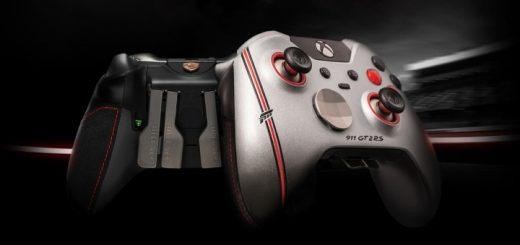 porsche xbox one gamepad