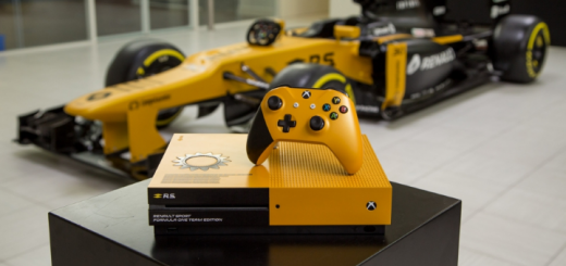 renault f1 xbox one s