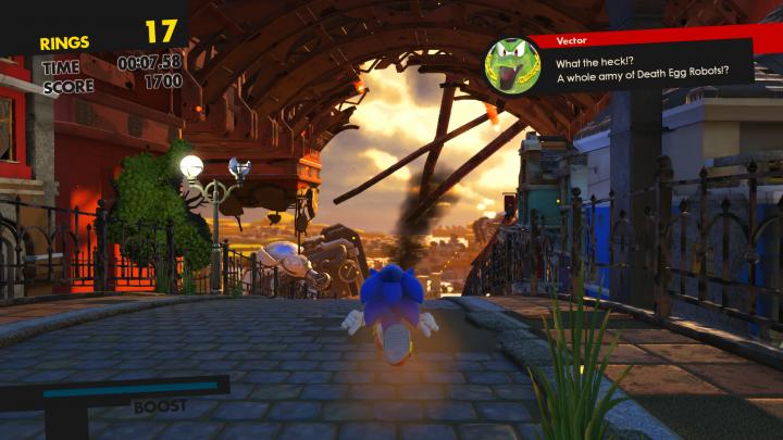Sonic Forces 3D