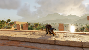 Assassin's Creed Origins Xbox One X