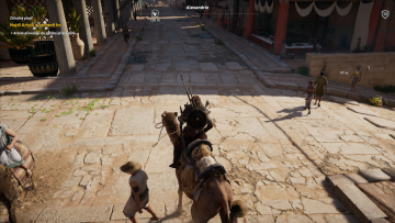 Assassin's Creed Origins Streets