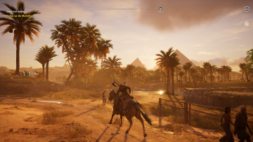 Assassin's Creed Origins Xbox One X