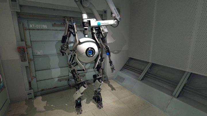 Aperture Science Robot Repair Demo