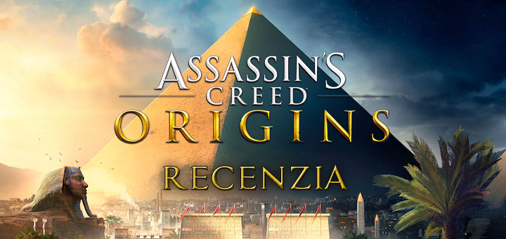 Assassin's Creed: Origins Recenzia