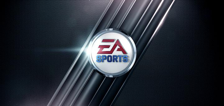 EA Sports logo by Marcelo Petrella