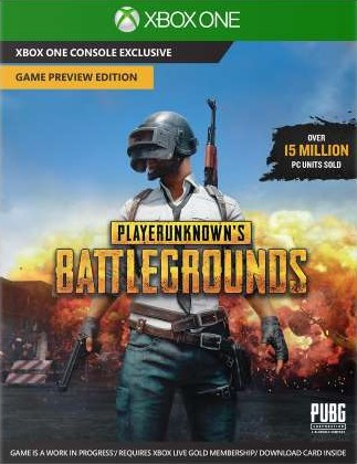 PlayerUnknown's Battlegrounds Boxed Copy
