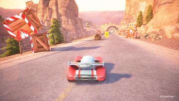 Rush Cars Track