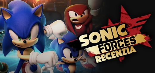 Sonic Forces Recenzia