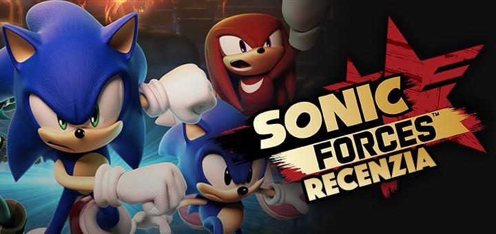 Sonic Forces Recenzia