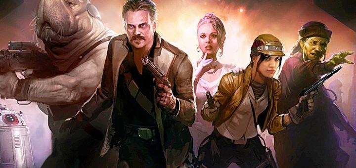 Visceral Games Star Wars Ragtag