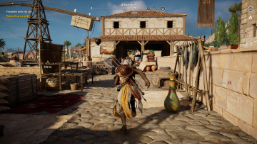 Assassin's Creed Origins 4K