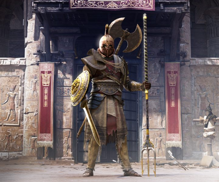 Assassin's Creed Origins Gladiator Pack