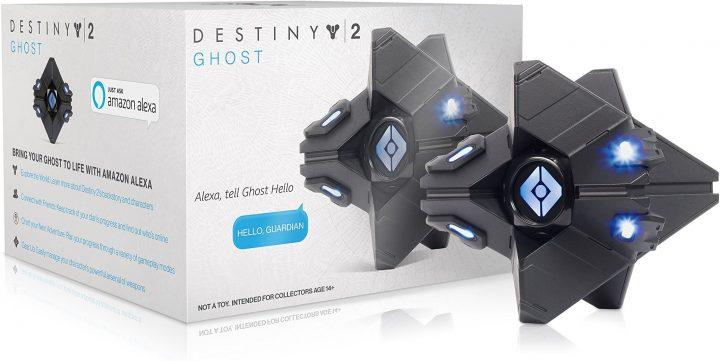 Destiny 2 Ghost Alexa
