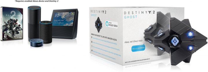 Destiny 2 Ghost Alexa Set