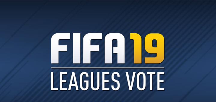 FIFA 19 Leagues Vote