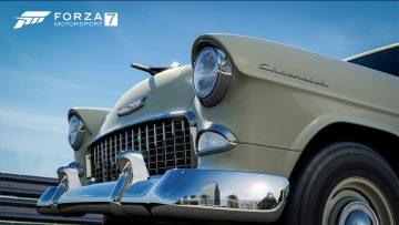 Forza Motorsport 7 Chevrolet 150 Utility 1955