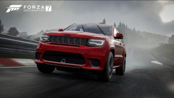 Forza Motorsport 7 Jeep Grand Cherokee Trackwawk 2018