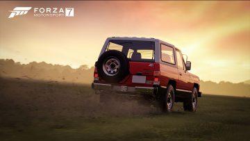 Forza Motorsport 7 Nissan Safari 1985