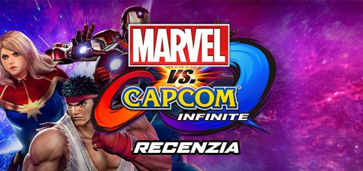 Marvel vs Capcom Infinite Recenzia
