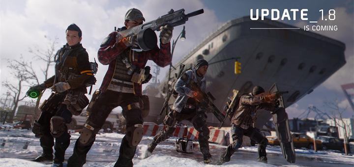 The Division Resistance Update