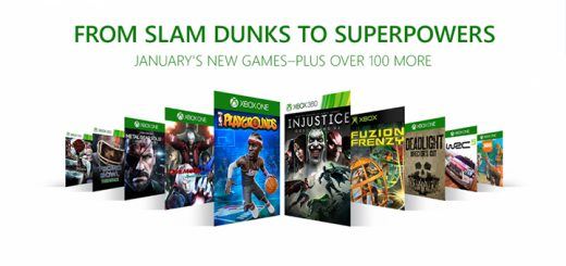 Xbox Game Pass January 2018