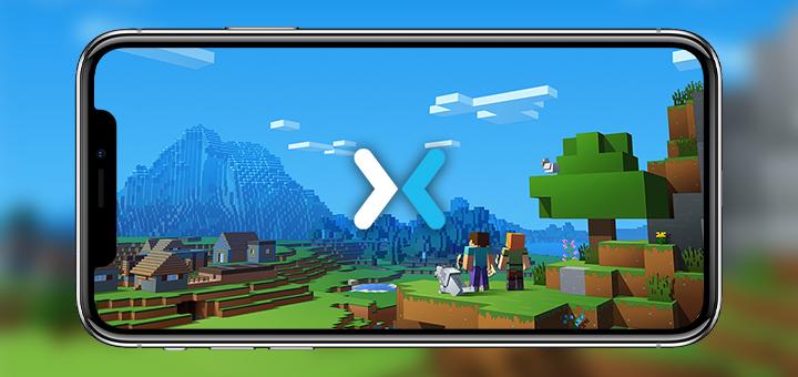 iPhone X Mixer