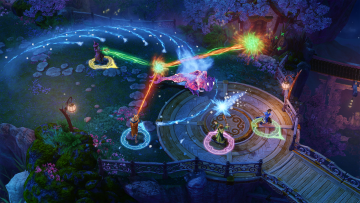 Nine Parchments 4K