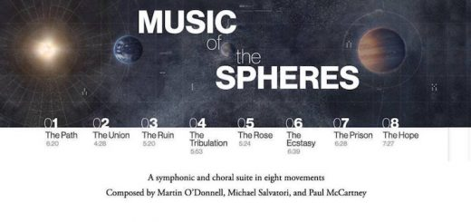 Destiny Music of the Spheres
