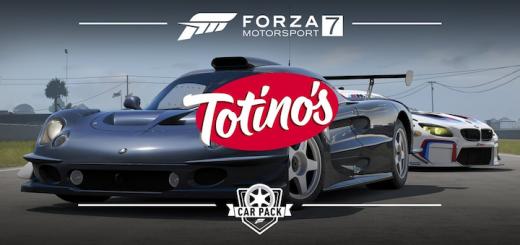 Forza Motorsport 7 Totino Car Pack