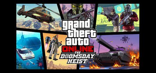 GTA Online Doomsday Heist