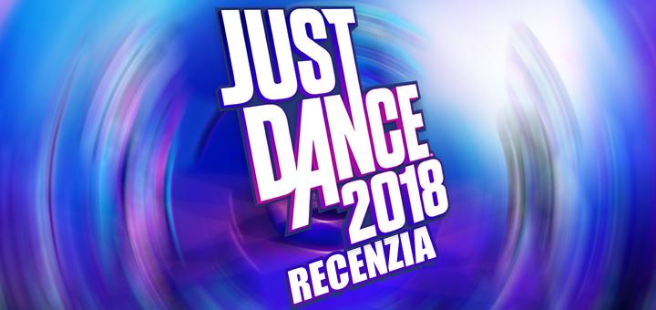 Just Dance 2018 Recenzia