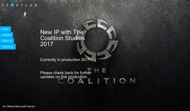 The Coalition Storylab Productions