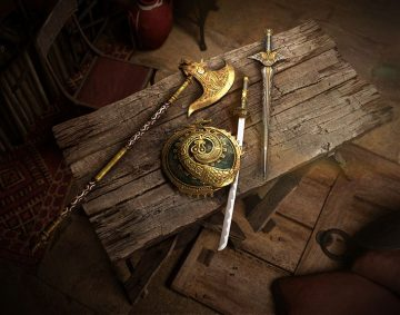 Assassin's Creed Origins For Honor Pack