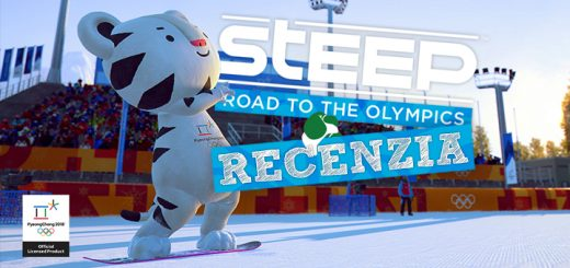 Steep Road to the Olympics recenzia