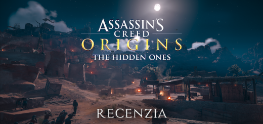 Assassin's Creed Origins The Hidden Ones Recenzia