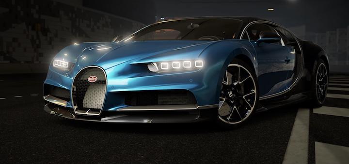 Bugatti Chiron Forza Motorsport 7