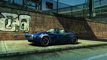 Burnout Paradise Comparison 2B