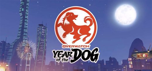 Overwatch Year of the Dog