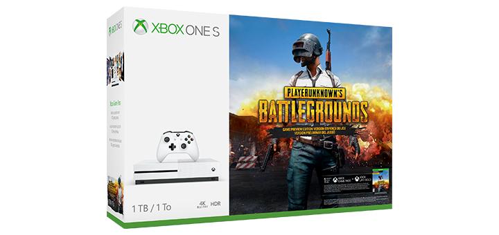 Microsoft Ohlásil Nový Bundle Xbox One S + PlayerUnknown's