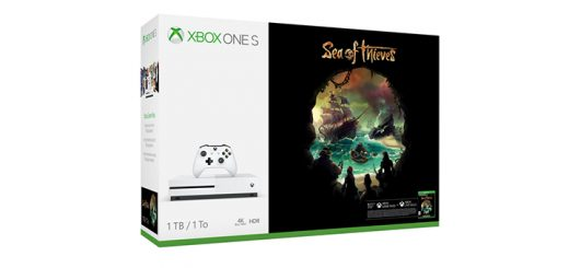 Xbox One S Sea of Thieves