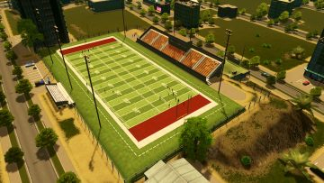 Cities Skylines Xbox One Sports Team Update