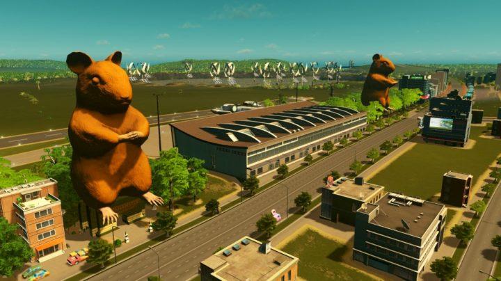 Cities Skylines Xbox One Mods