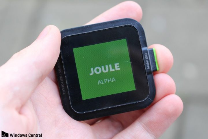 Xbox Joule Watch Prototype
