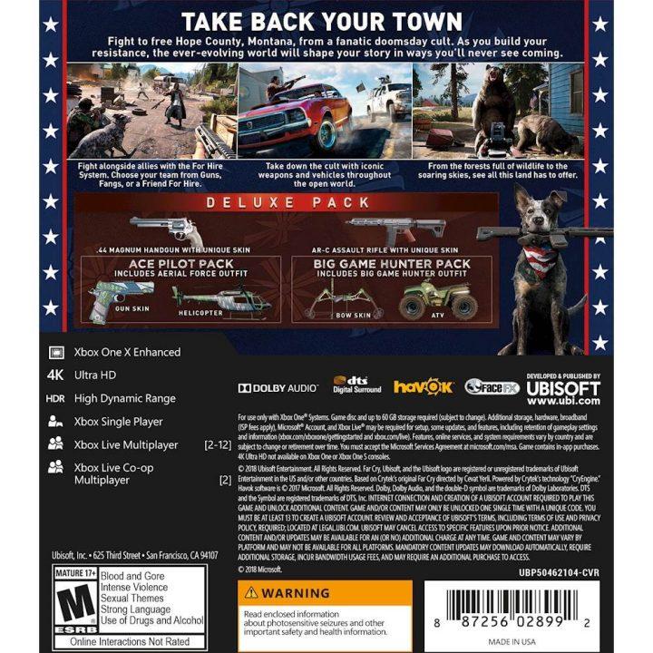 Far Cry 5 Back Side