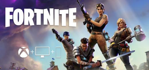 Fortnite Crossplay