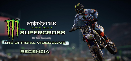 Monster Energy Supercross Recenzia