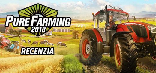 Pure Farming 2018 Recenzia