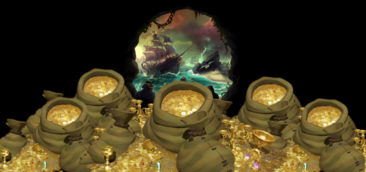 Sea of Thieves Sacks of Gold