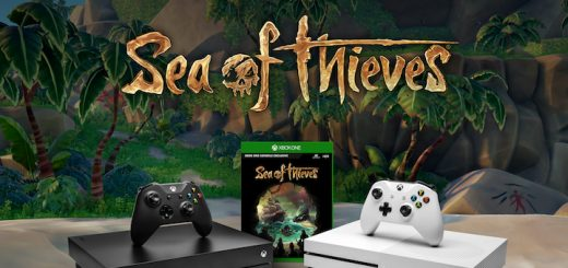 Sea of Thieves Xbox One X One S Family