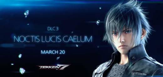 Tekken 7 Noctis Lucis Caelum DLC